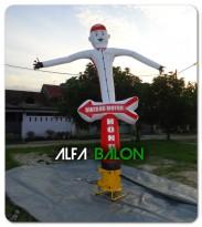 Balon Sky Dancer | Balon Joged