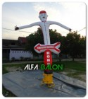 Balon Sky Dancer | Balon Joged