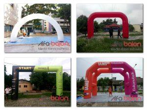 Balon Gate PVC