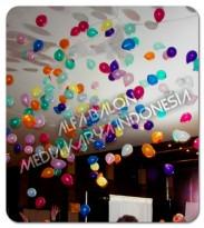 Balon Drop | Balon Jaring