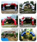 Sewa Balon Gapura / Gate Start Finish