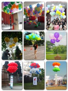 Balon Gas Banner | Balon Gas Heidrogen