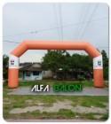 Sewa Balon Gate