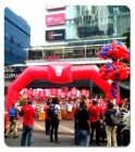 Balon Gate Fun Walk Nutriday Sgm