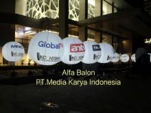 Balon Light RCTI