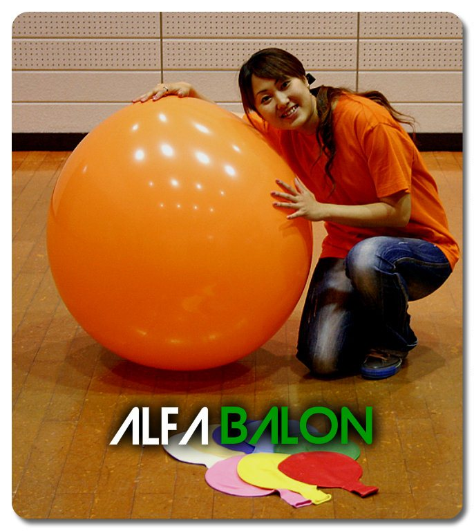 Balon Latek Jumbo