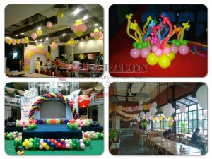 Dekorasi Balon | Balon Dekorasi