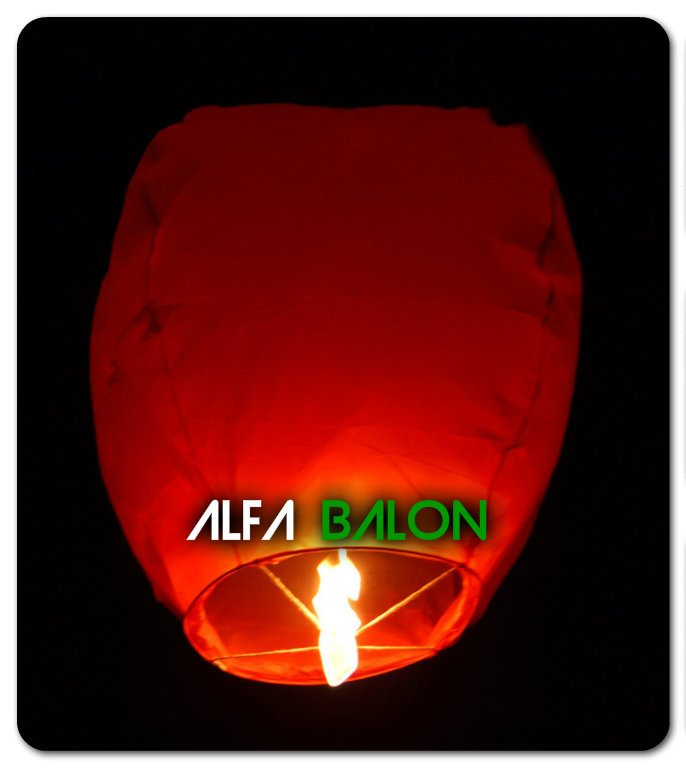 Lampion Terbang | Balon Lentera Api