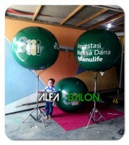 Balon Lighting Bulat
