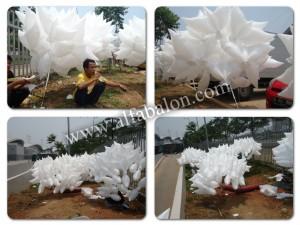 Balon Gas Bentuk Burung | Gass Hidrogen