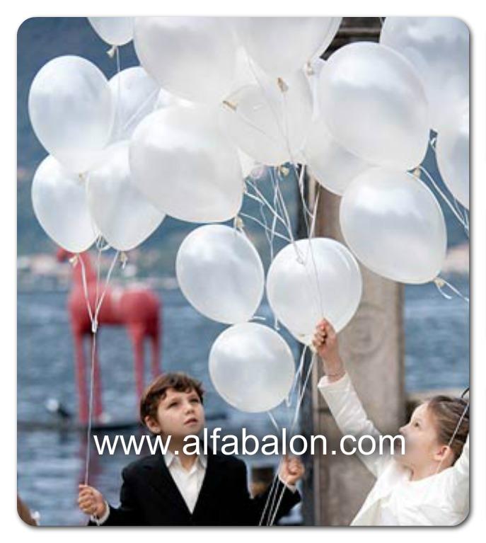 Balon Gas Hidrogen | Balon Gas Wedding