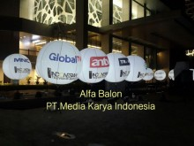 Balon Light RCTI